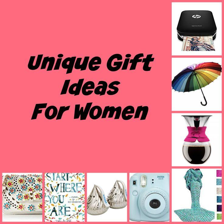 Best 25+ Unique gifts for women ideas on Pinterest | Unique ...
