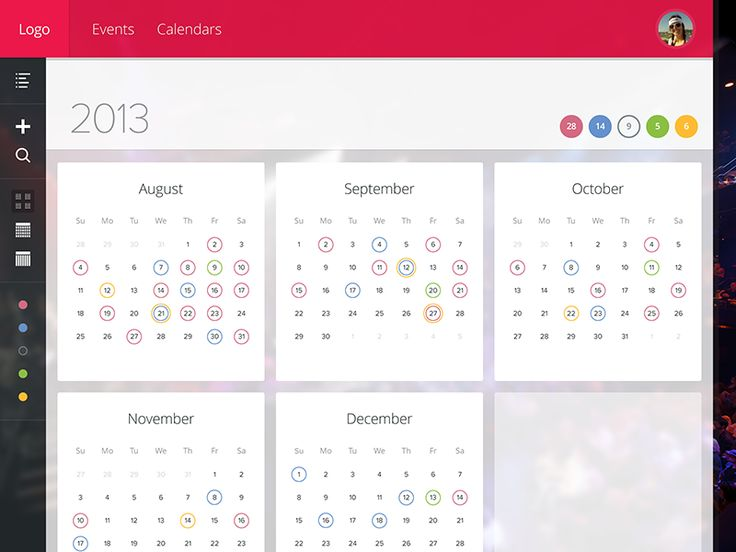 Booking Calendar: Overview