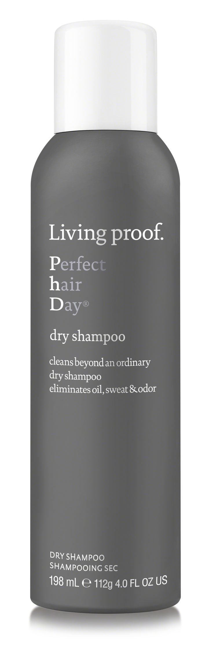Introducing the first dry shampoo to eliminate oil, sweat and odors, Perfect hair Day Dry Shampoo. How long can you go between washes?