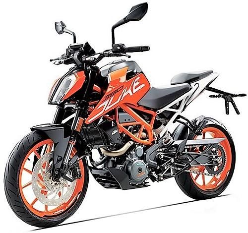 KTM 390 Duke (2017) Variant, Price - ₹ 2,25,730 in India.  Read KTM 390 Duke (2017) review and check the mileage, shades, interior images, specs, key features, pros and cons.