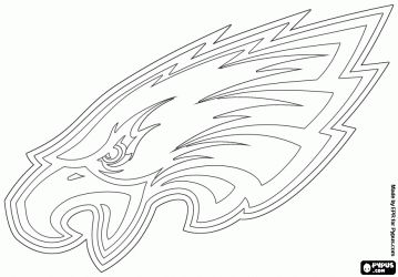 Our Eagle In A Coloring Page Eagle Pride Pinterest