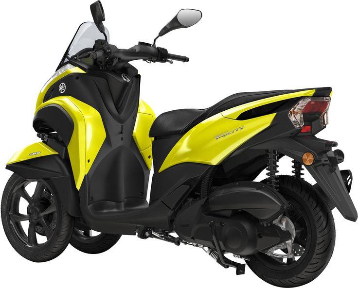 Bien-aimé Les 25 meilleures idées de la catégorie Scooter 3 roues sur  MZ63