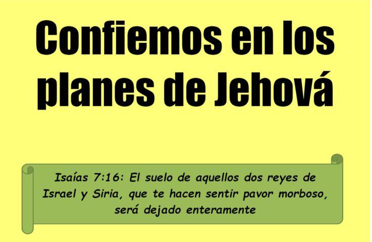 """Esta es una buena noticia para todo el que teme que los invasores acaben con la línea de reyes davídica. Emmanuel significa """"Con Nosotros Está Dios"""". Jehová está con Judá, y nopermitirá que su pacto con David quede anulado. A Acaz y su pueblo nosolo se les dice lo que Jehová hará, sino también cuándo lo hará. Las naciones enemigas sufrirán destrucción antes de que el niño llamado Emmanuel tenga edad para distinguir entre lo bueno y lo malo. Y así sucede."""