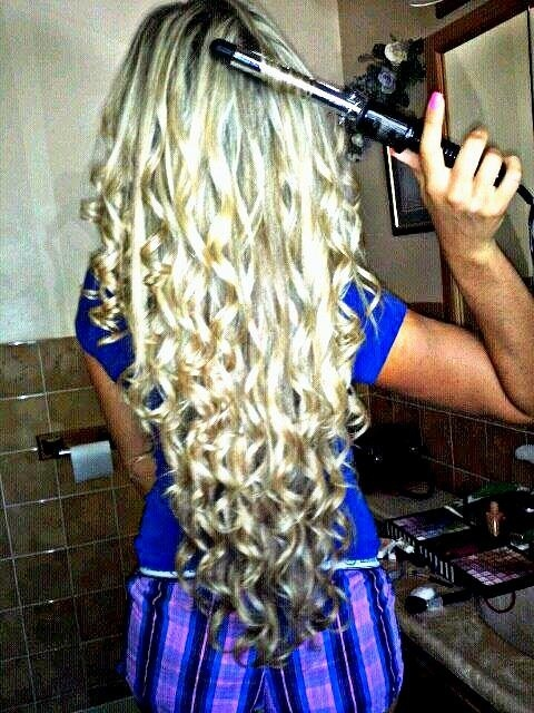 17 Best Ideas About Perms For Long Hair On Pinterest