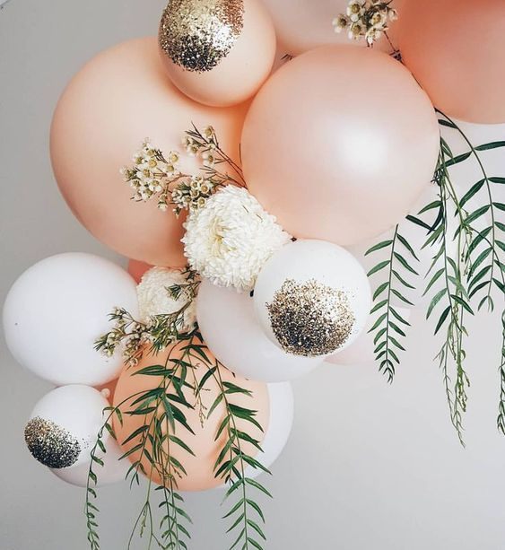 45 FRESH AND CREATIVE WEDDING SCENE BALLOON DECORATION – Page 27 of 45