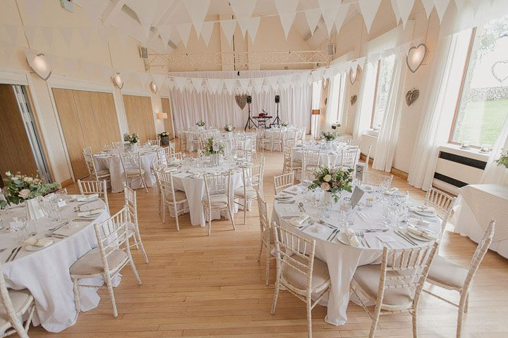 Elinor and Sean's Beautiful DIY Village Hall Wedding. From Paul Jospeh Photography