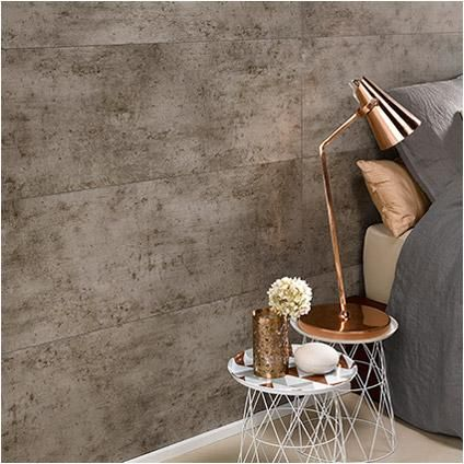 Dumaplast wandbekleding Dumawall + dark cement XL 1,8 m²