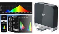 Das Smart Spektrometer Lighting Passport von Asensetek analysiert 17 verschiedene Lichttechnische Parameter - und passt dabei in jede Hosentasche(68,5 x 17 x 56 mm)! Einfach über Bluetooth mit einem Endgerät wie Smartphone, Ipod oder Tablett PC verbinden und schon kann die messung von Farbtemperatur, Farbwiedergabeindex, Sepktrum, Wellenlänge und vielem mehr beginnen. http://www.ledclusive.de/LED-Licht-Messtechnik/Spektrometer-Lighting-Passport::333.html