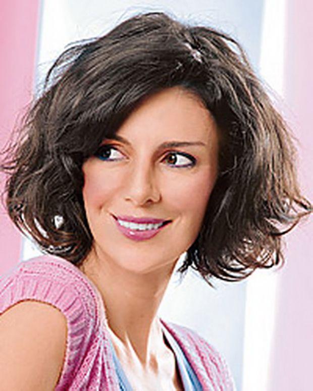 10 Frisuren für schulterlanges Haar //  #Frisuren #für #Haar #schulterlanges