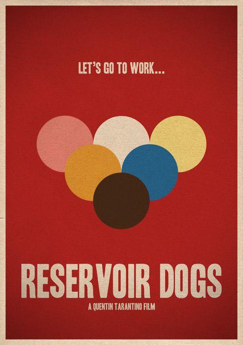 Reservoir Dogs [James Ratford] #Movies #Tarantino