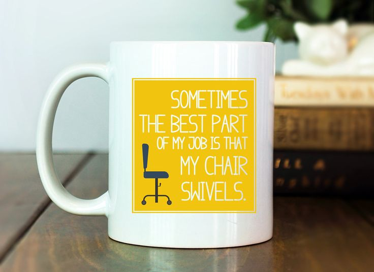 Office Joke Gift | Sometimes the Best Part of My Job | Gift for Coworkers | Gift for Employees | Office Humor | Funny Coffee Cup by TheHoldFastery on Etsy https://www.etsy.com/listing/280271696/office-joke-gift-sometimes-the-best-part
