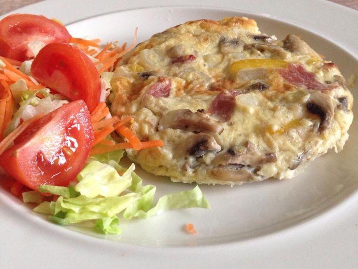 Omelette #slimmingworld