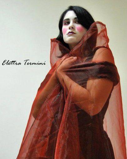 bambola by Elettra Termini
