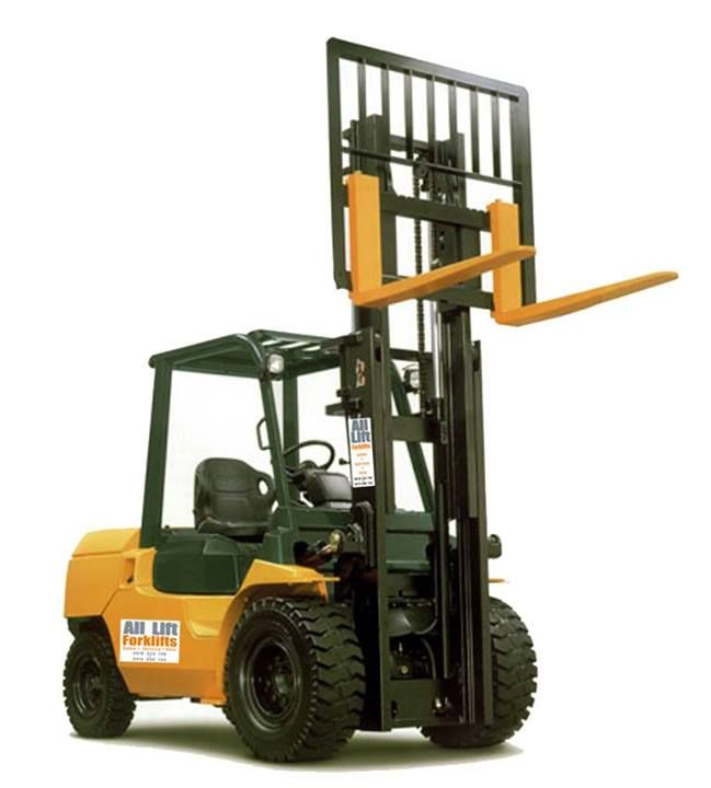 Stock Image - All Lift Forklifts