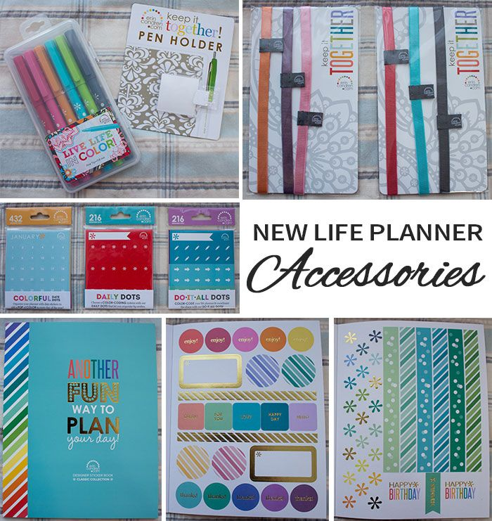 It's the most wonderful time of the year forPlanner Enthusiasts and Erin Condren fans: Life Planner Launch Time! Every June ErinCondren.com releases their new lineup of life planners. I am very excited to share a preview of a couple of the new planners and accessorieswith you. The friendly folks over at Erin Condren reached out …