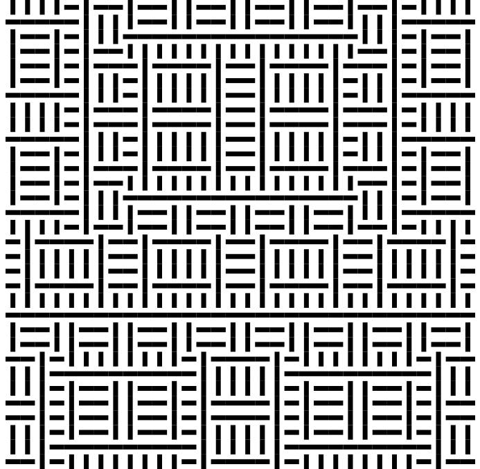 Fractal Tiling