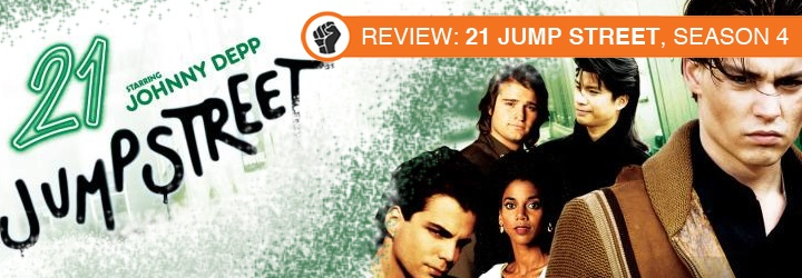 Does anyone remember this blast from the past? Here's our latest review for 21 Jump Street... and no, it's not the movie.