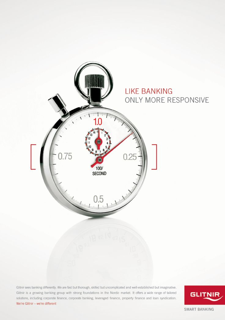 Glitnir - Like banking, only faster