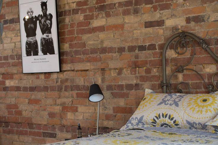 Brick sample Milliner's loft, Luxe, open concept - Lofts for Rent in Toronto