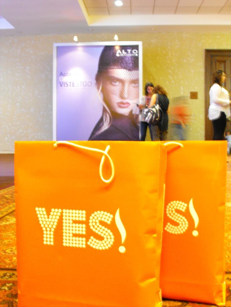 ¡Nos atrevemos y decimos #YesAlCambio en #VisteStgo