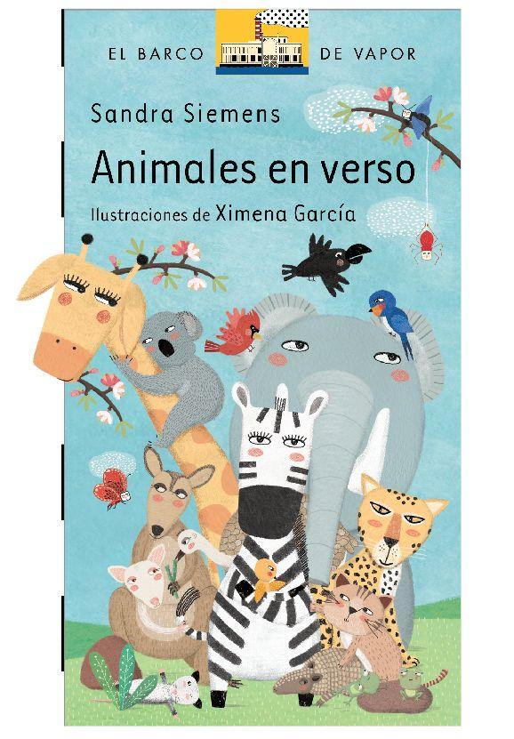 Animales en Verso. Editorial SM.