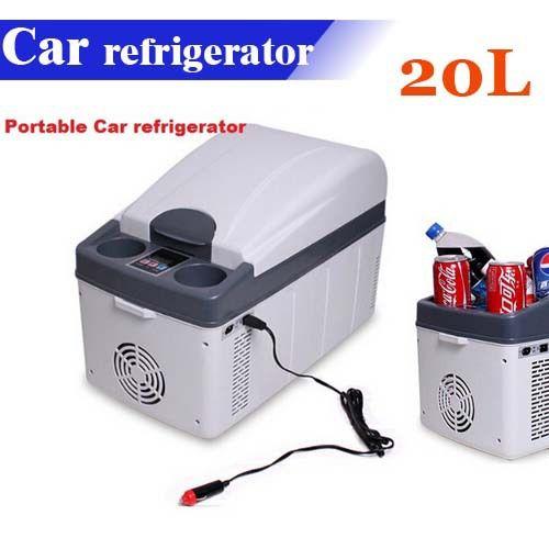 Портативный 20 LCar холодильник мини холодильник портативный холодильники электрический кулер с евро сертификации качества