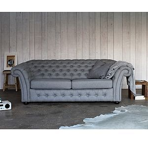 Matilda Chesterfield Sofa Bed Furniture
