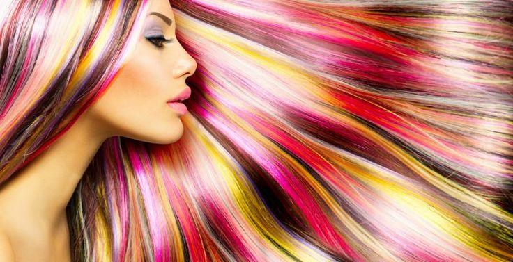 Saç Boyasını Akıtmak İçin Kabartma Tozu - https://sacportali.com/sac-boyasini-akitmak/