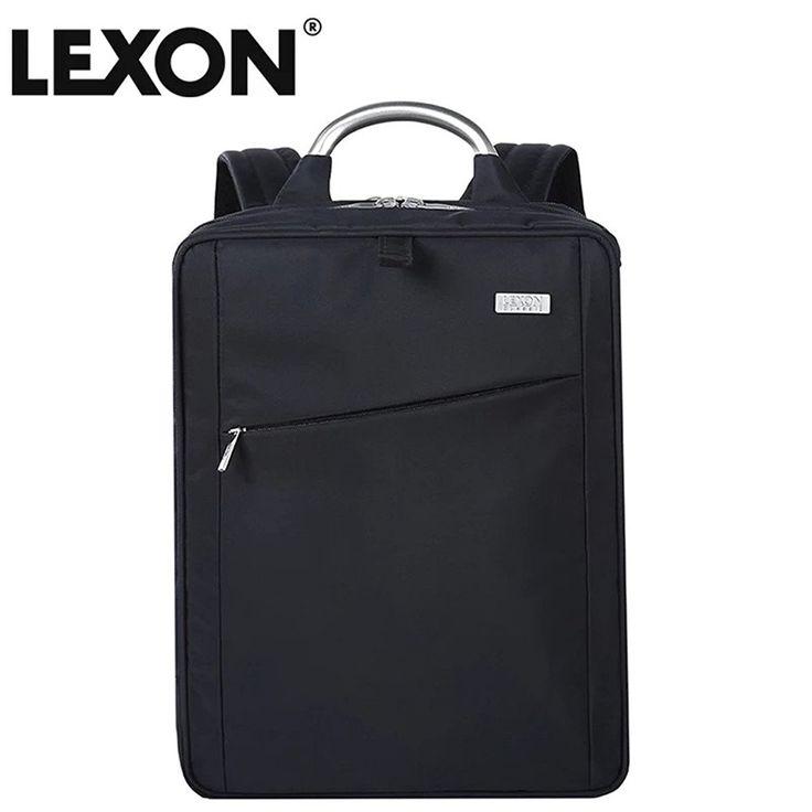 Amazon   LEXON(レクソン) フランス人気ブランド 2WAY ノートPC入れ 通勤 通学用 リュック ビジネスバッグ AIRLINE LN1014N5 [並行輸入品]   タウンリュック・ビジネスリュック