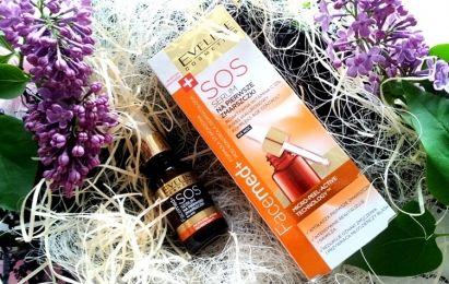 Eveline Facemed+ serum na pierwsze zmarszczki SOS