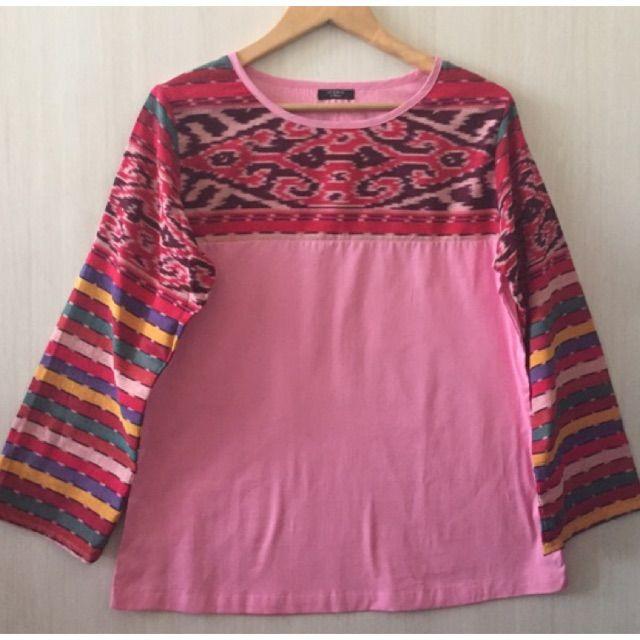 Saya menjual Atasan/blouse tenun ikat antik  seharga Rp135.000. Dapatkan produk ini hanya di Shopee! https://shopee.co.id/imanggoethnic/57248431 #ShopeeID