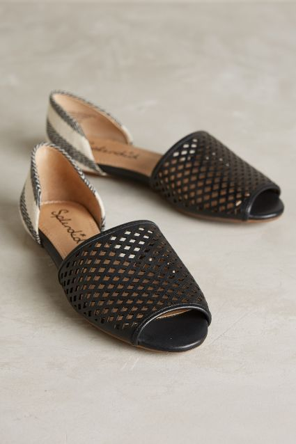 Splendid Addison Flats  anthrofave Black FlatsAnthropologieShoes