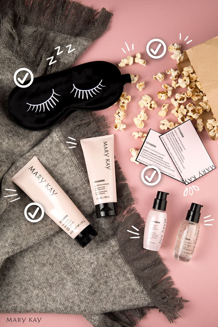 Snuggling up with our favorite skin care products and a scary movie this spooky season. The TimeWise® Miracle Set® provides incredible age-fighting results to help you maintain younger-looking skin. | Mary Kay