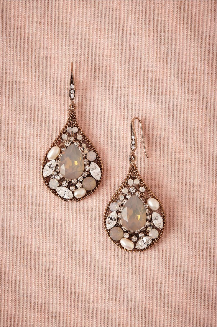 Mosaique Earrings in Bridal Party & Guests Bridesmaids Jewelry at BHLDN