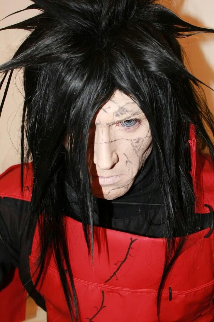 Madara Uchiha-Naruto shippuden- cosplay