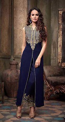 Indian Designer Bollywood Party Anarkali Suit SF131 Salwar Kameez Dress Women | eBay
