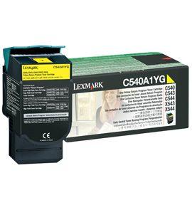 Prezzi e Sconti: #Lexmark toner 1.000 pagine c540a1yg giallo  ad Euro 70.17 in #Lexmark #Hi tech ed elettrodomestici