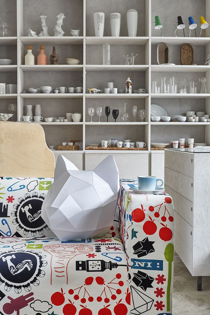 ARTEFLY Ikea Klippan TIME FLIES cover