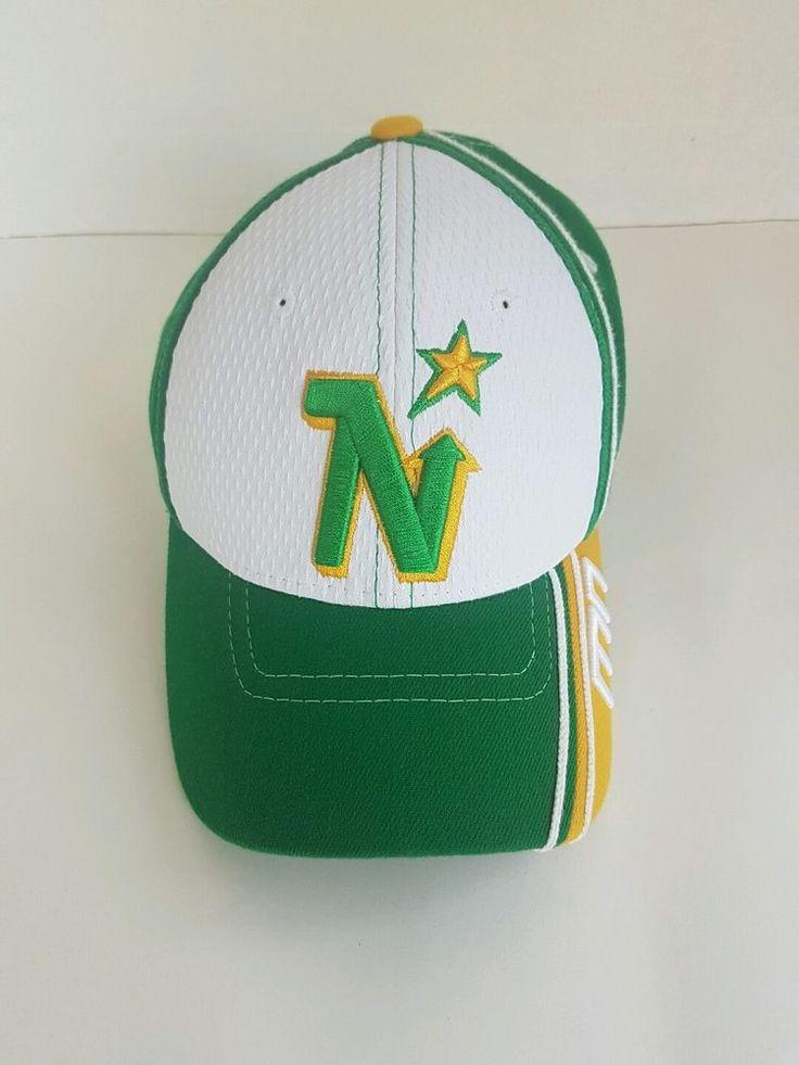 Authentic NHL Zephyr Minnesota North Stars Breakaway Green Baseball Cap   Sports Mem, Cards & Fan Shop, Fan Apparel & Souvenirs, Hockey-NHL   eBay!