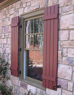 Best 25 board and batten shutters ideas on pinterest for Vinyl window designs complaints