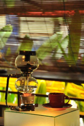 Syphon Coffee Classic Brewing Coffee Shop