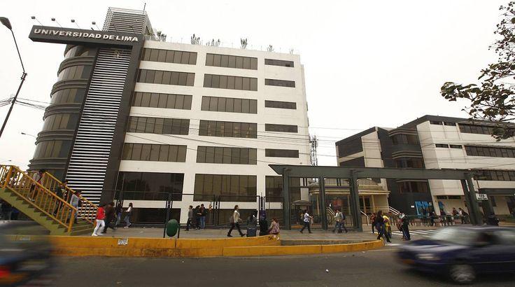 Universidad de Lima. Hasta S/. 2,869.00 es la pensión maxima.