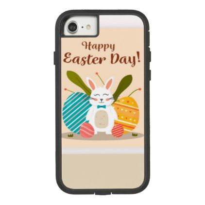 Happy Easter Day Case-Mate Tough Extreme iPhone 8/7 Case  $39.10  by Cool_Shopping  - custom gift idea