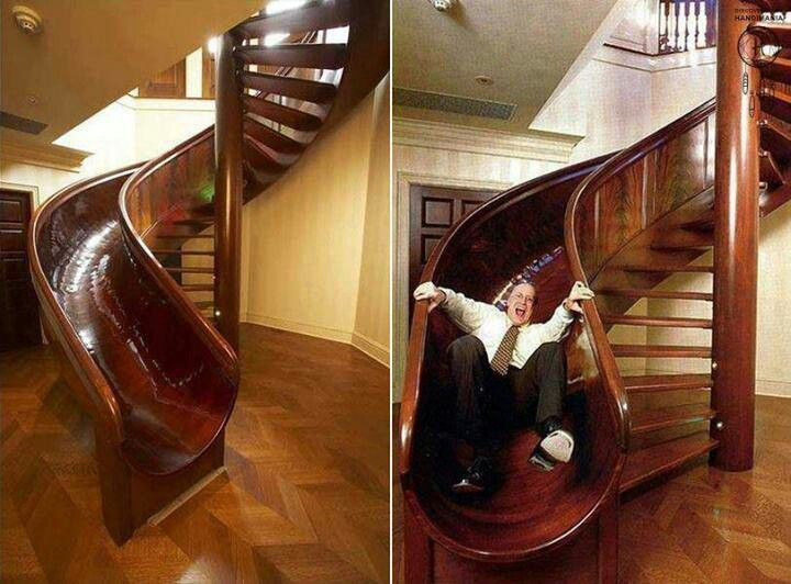 Staircase With Slide Staircase Fireman Staircase Spiral Staircase .