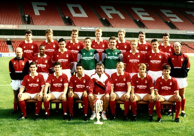 Nottingham Forest, 1990