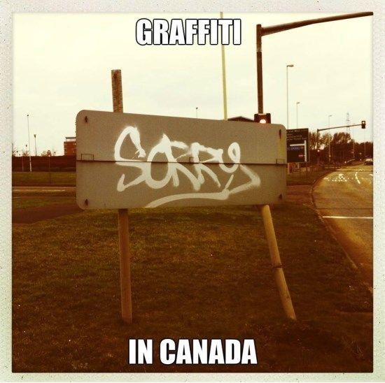 Meanwhile in canada - www.meme-lol.com