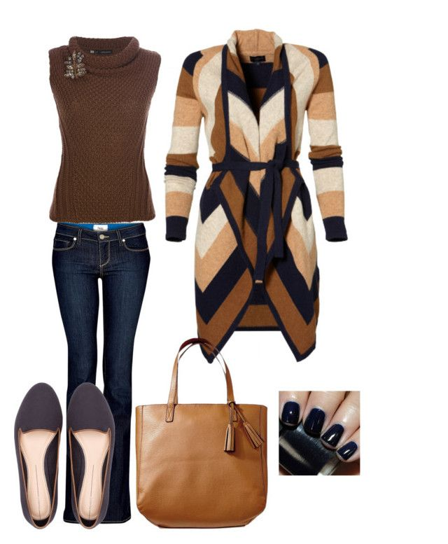 Blue&Brown by mylittlestar on Polyvore featuring polyvore fashion style Dsquared2 Paige Denim Pull&Bear Old Navy NARS Cosmetics clothing