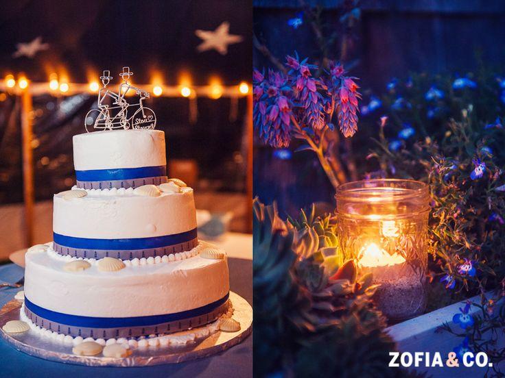 #Nantucket #wedding #photography #bike #cake