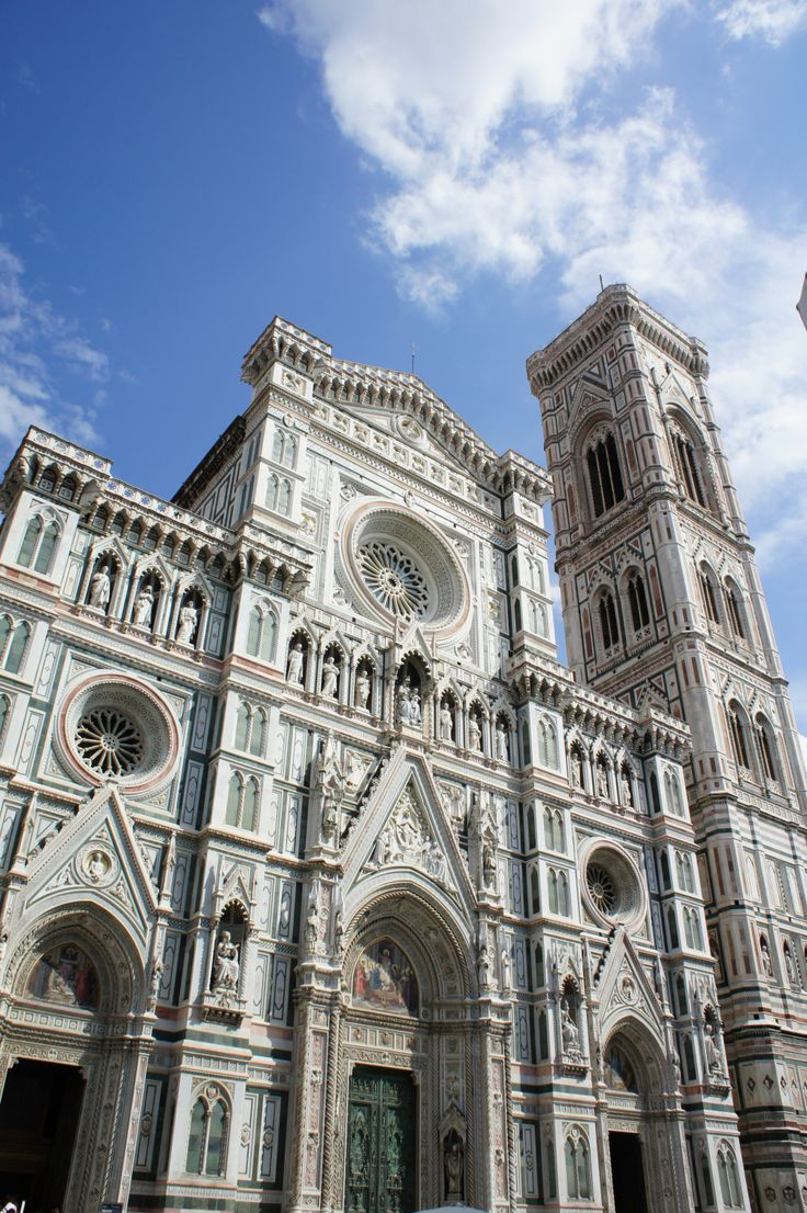 The best way to see Florence and its famous sights like the Cathedral of Santa Maria del Fiore is by foot! Walking tour details for a lovely day in Florence.