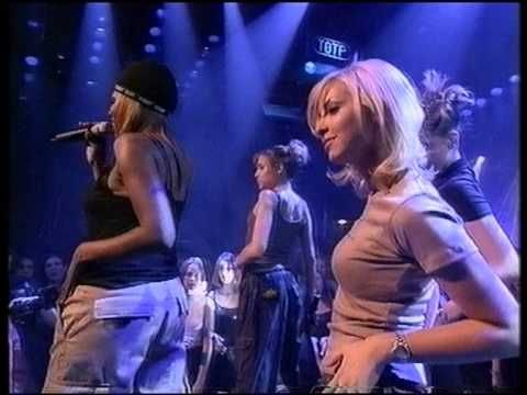 All Saints - Never Ever - Top of the Pops original broadcast